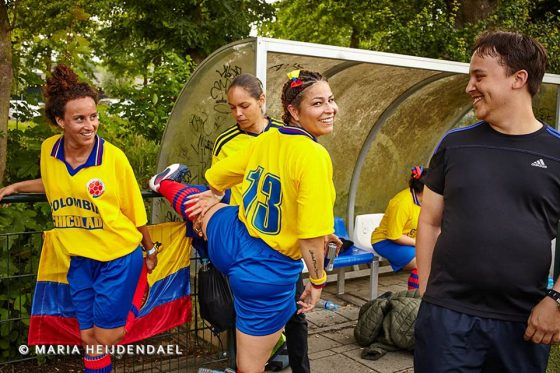 Fair Play winnaar Colombia